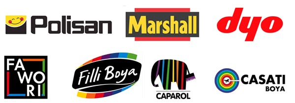 boya markaları